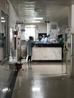 Nurses Station Natal Dept